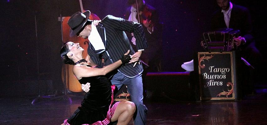 El tango argentino es mundialmente conocido