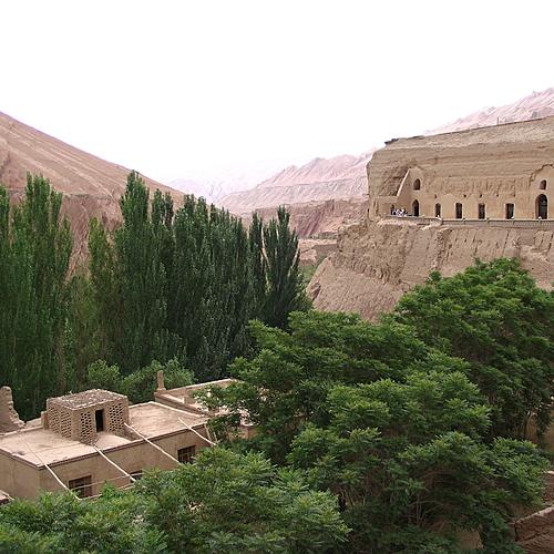 Route de la soie et Xiahe - Xi'an -