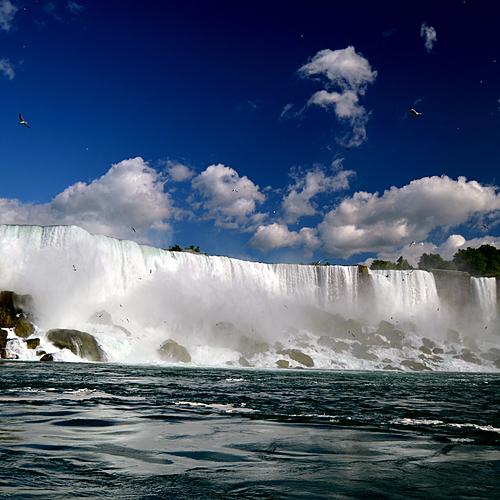 Road trip du Niagara au lac St-Jean - Toronto -