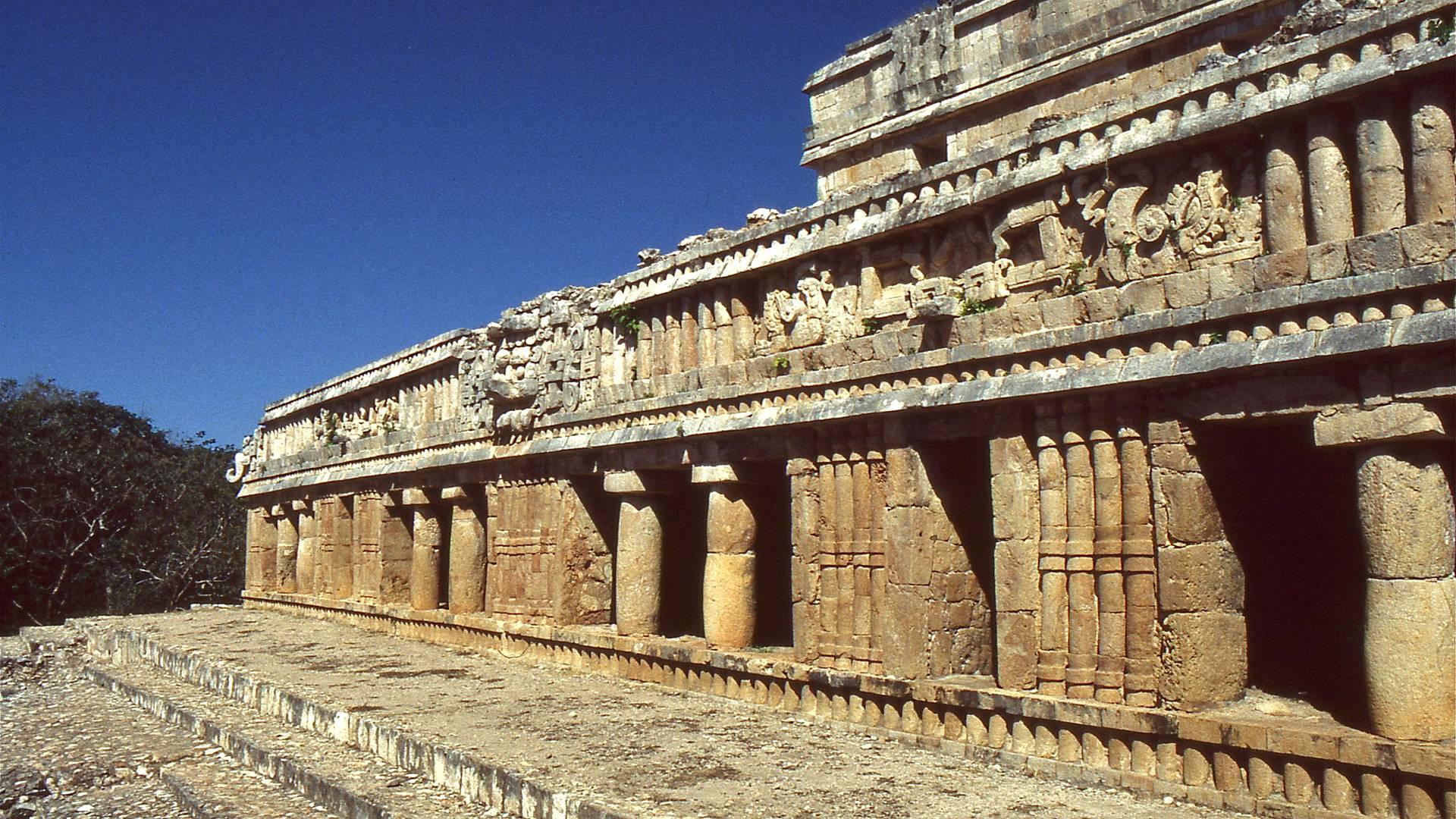 Autotour en terres mayas