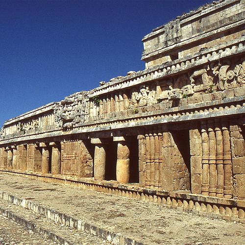 Autotour en terres mayas -