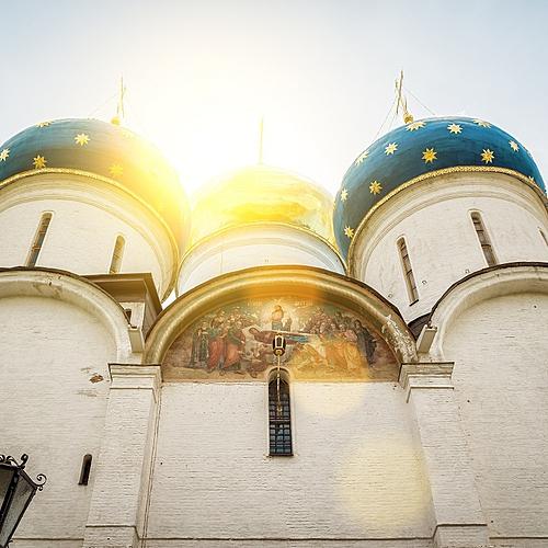 D'hier à aujourd'hui : Moscou et Saint-Petersbourg -