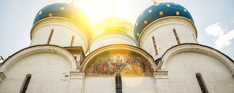 D'hier à aujourd'hui : Moscou et Saint-Petersbourg, en petit groupe