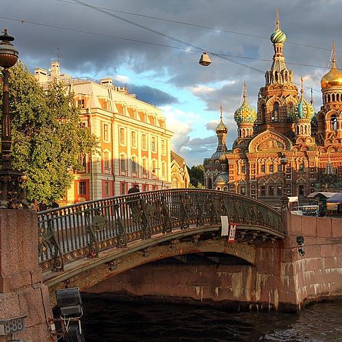 Les splendeurs de Saint-Petersbourg à 100€ - Saint-Pétersbourg -