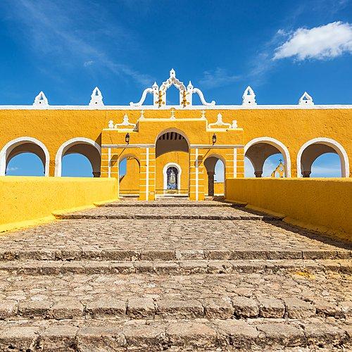 Expérience coloniale et caraïbe - Cancún -