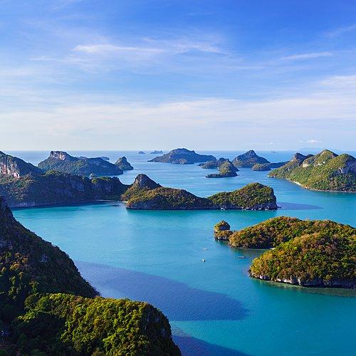Voyage confidentiel: entre nature et luxe - Bangkok -