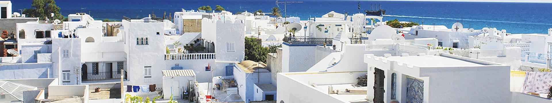 Viaggi in Tunisia