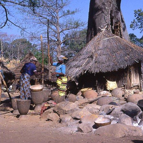 Grande Côte, de village en village - Dakar -