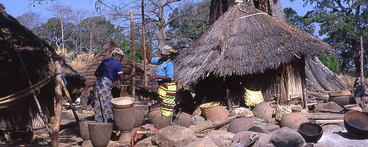 Grande Côte, de village en village
