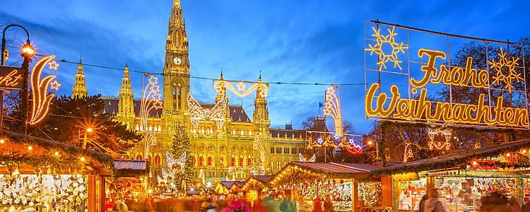 Fêtes de fin d'année à Vienne