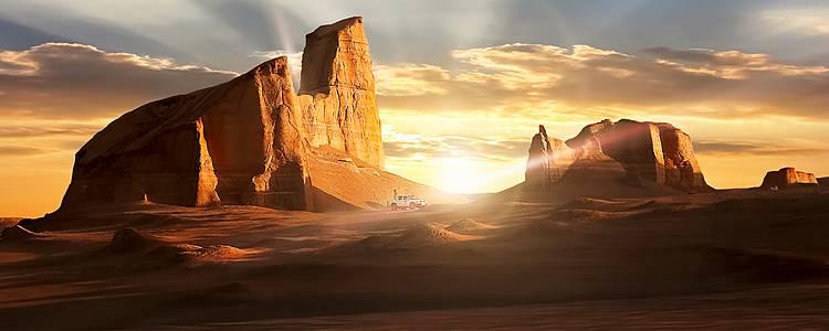 Magische Tage in der Wüste