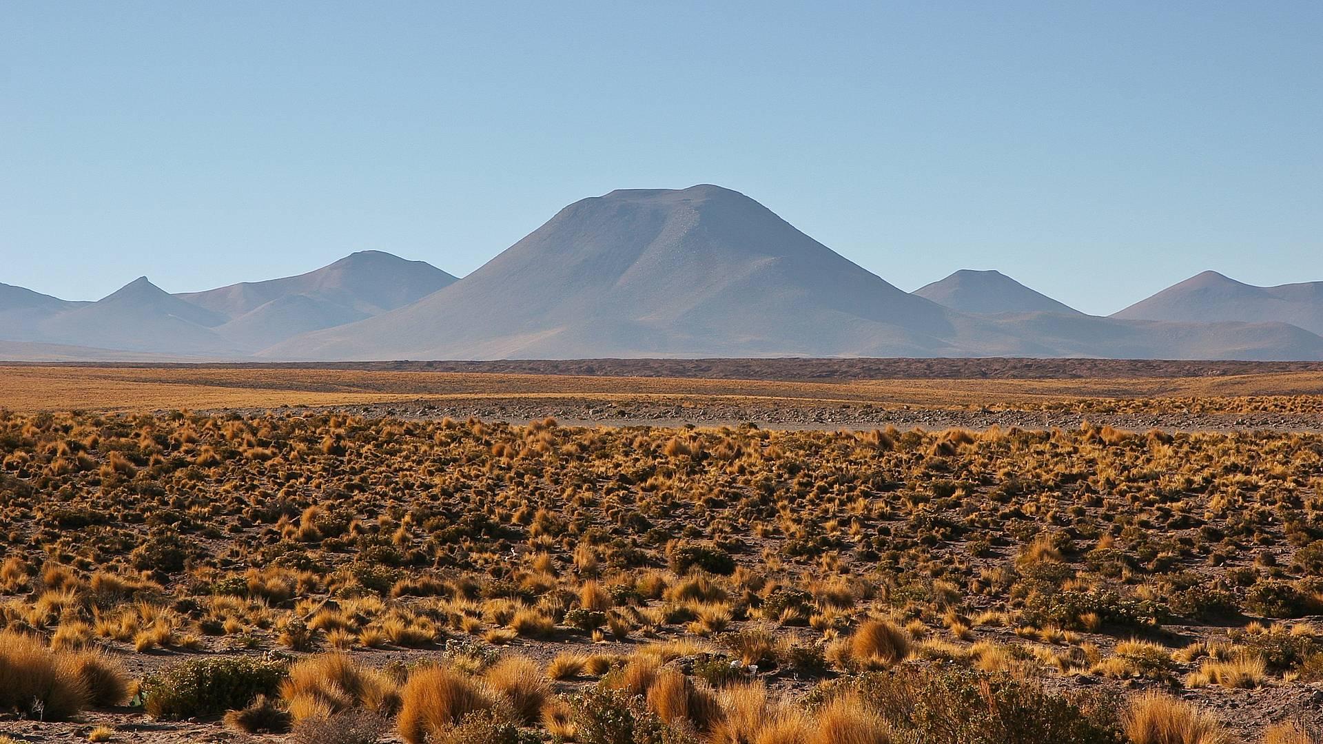 Self-drive da Santiago al deserto di Atacama