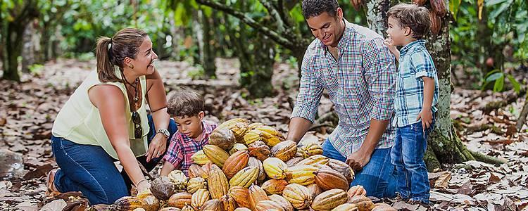 Familienreise Natur und Kulturerleben