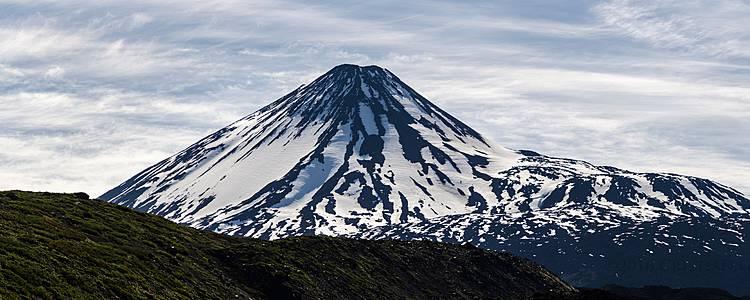 Trekking tra i vulcani dell'estremo Sud