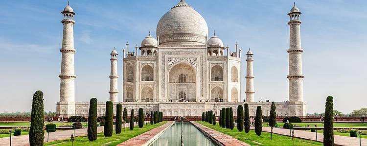 Höhepunkte Nordindiens - Von Rajasthan nach Mumbai
