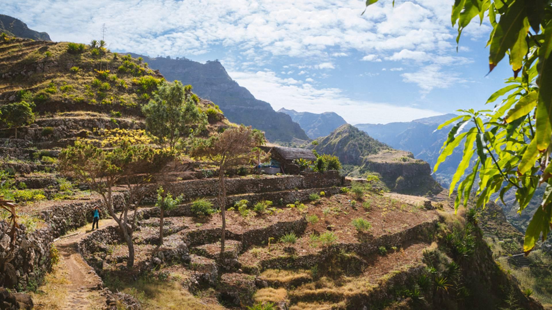 Fogo et Santo Antâo, paysages mythiques