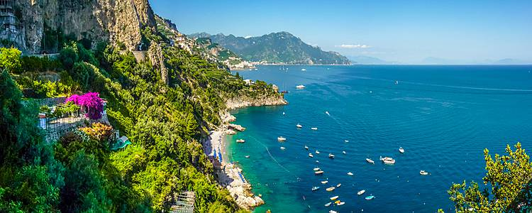 Southern Italy for families