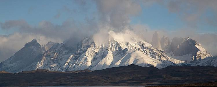 Patagonia cilena e trekking invernale al Parco Nazionale di Torres del Paine