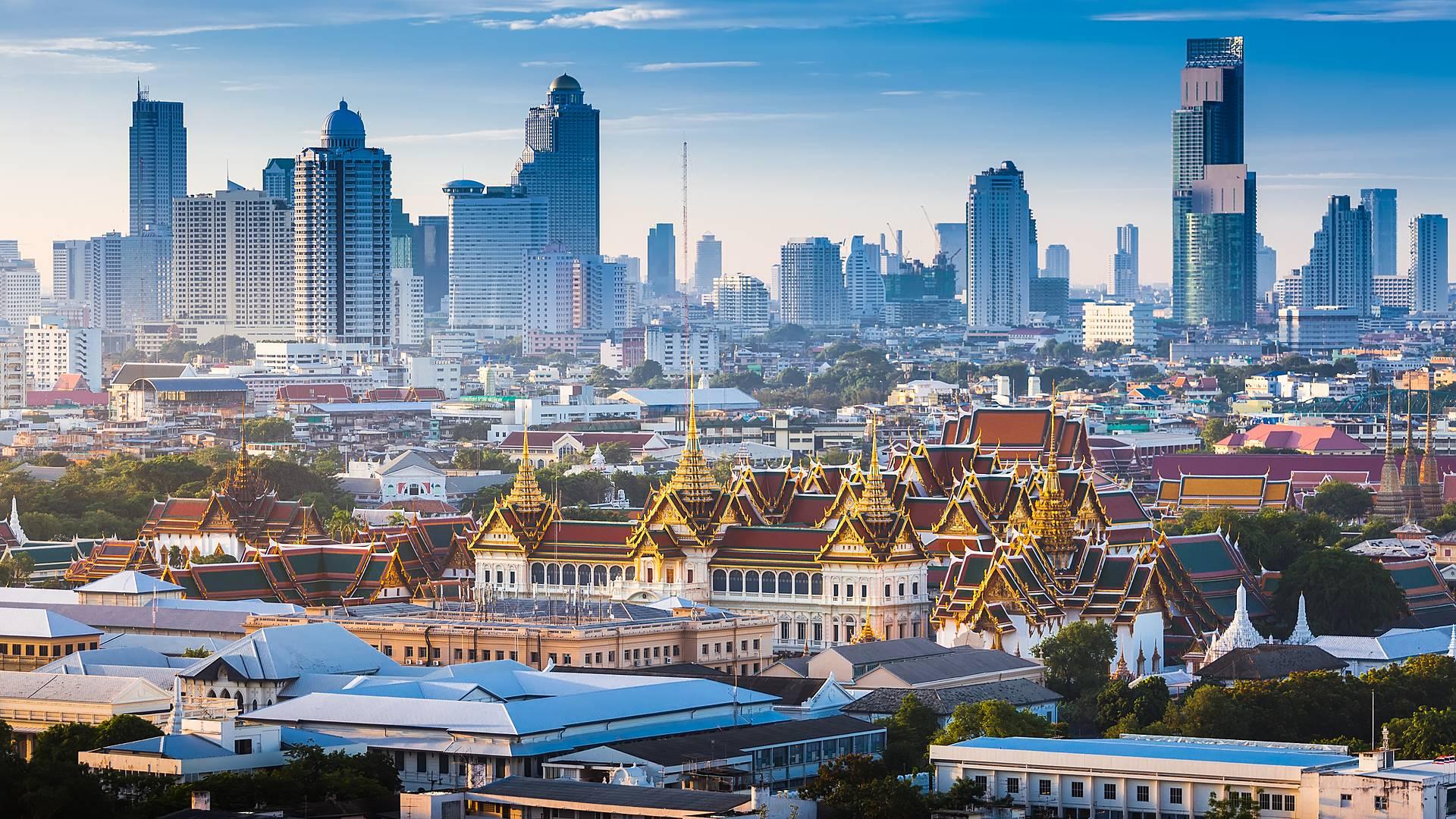 Bangkok e Koh Samui