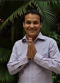 Il tour operator locale di Vishal