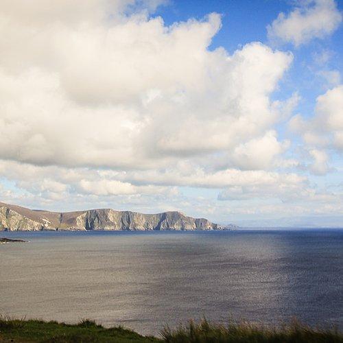 La côte nord-ouest irlandaise - Dublin -