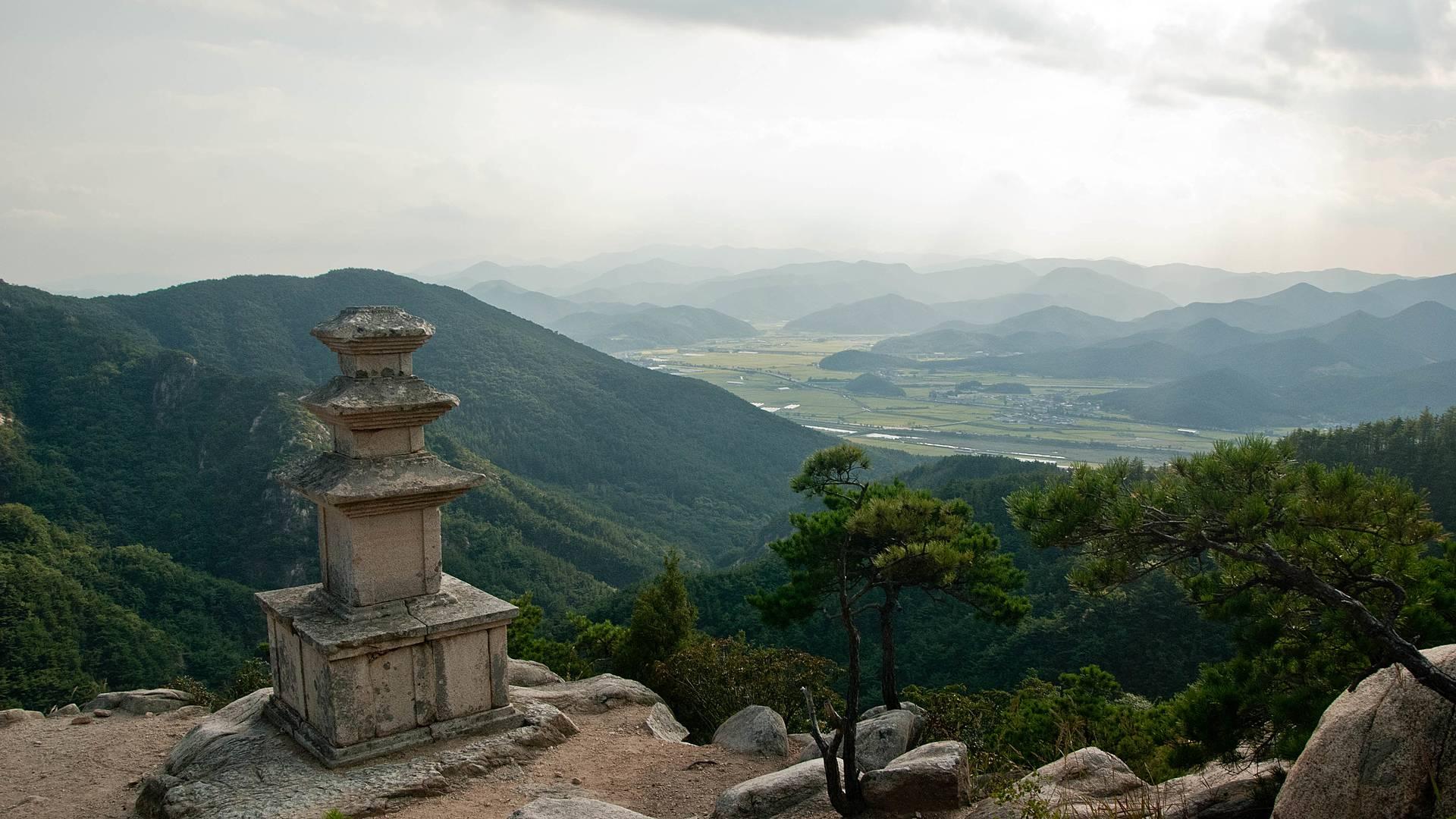 Patrimoine de l'UNESCO et trésors coréens