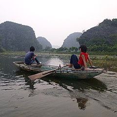 Visit Tam Coc in a tailor-made tour