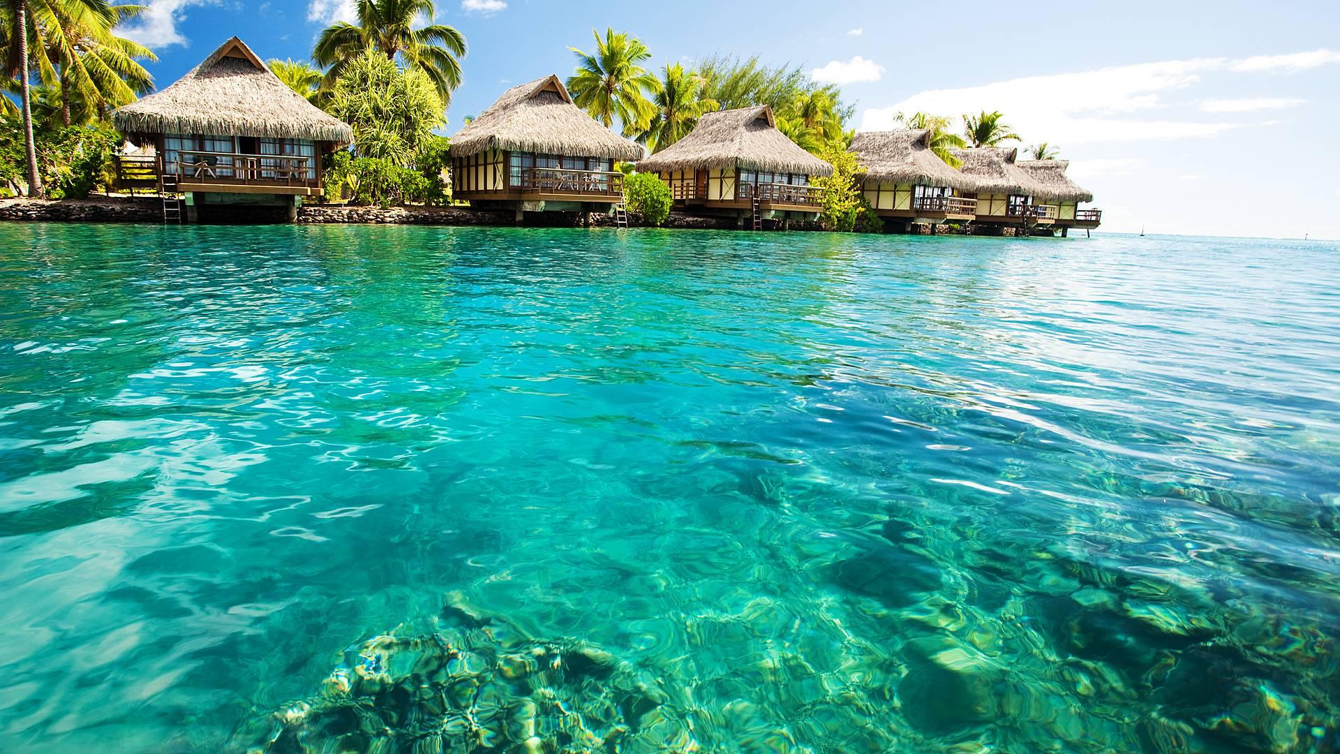 Lune de Miel Grand Luxe à Tetiaroa et Bora Bora