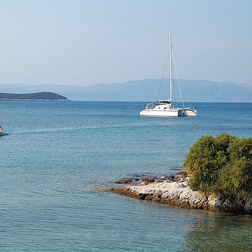 La Grèce du Nord et croisière en Catamaran en mer Egée - Thessalonique -