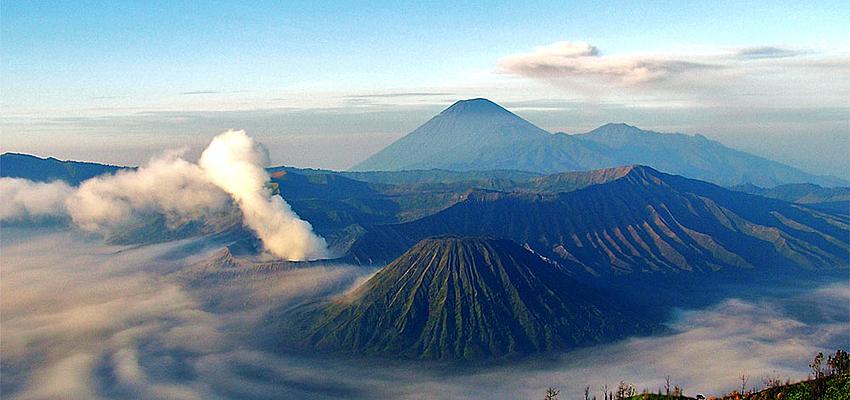 Volcan Bromo en Indonésie