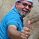 Ayyad, lokaler Agent Evaneos um nach Jordanien zu reisen