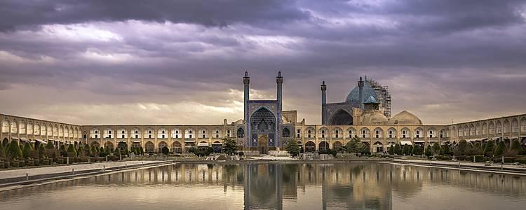 Märchenhaftes Persien