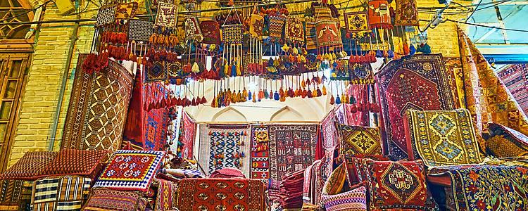 Auf den Spuren der Perser - Teppichkunst