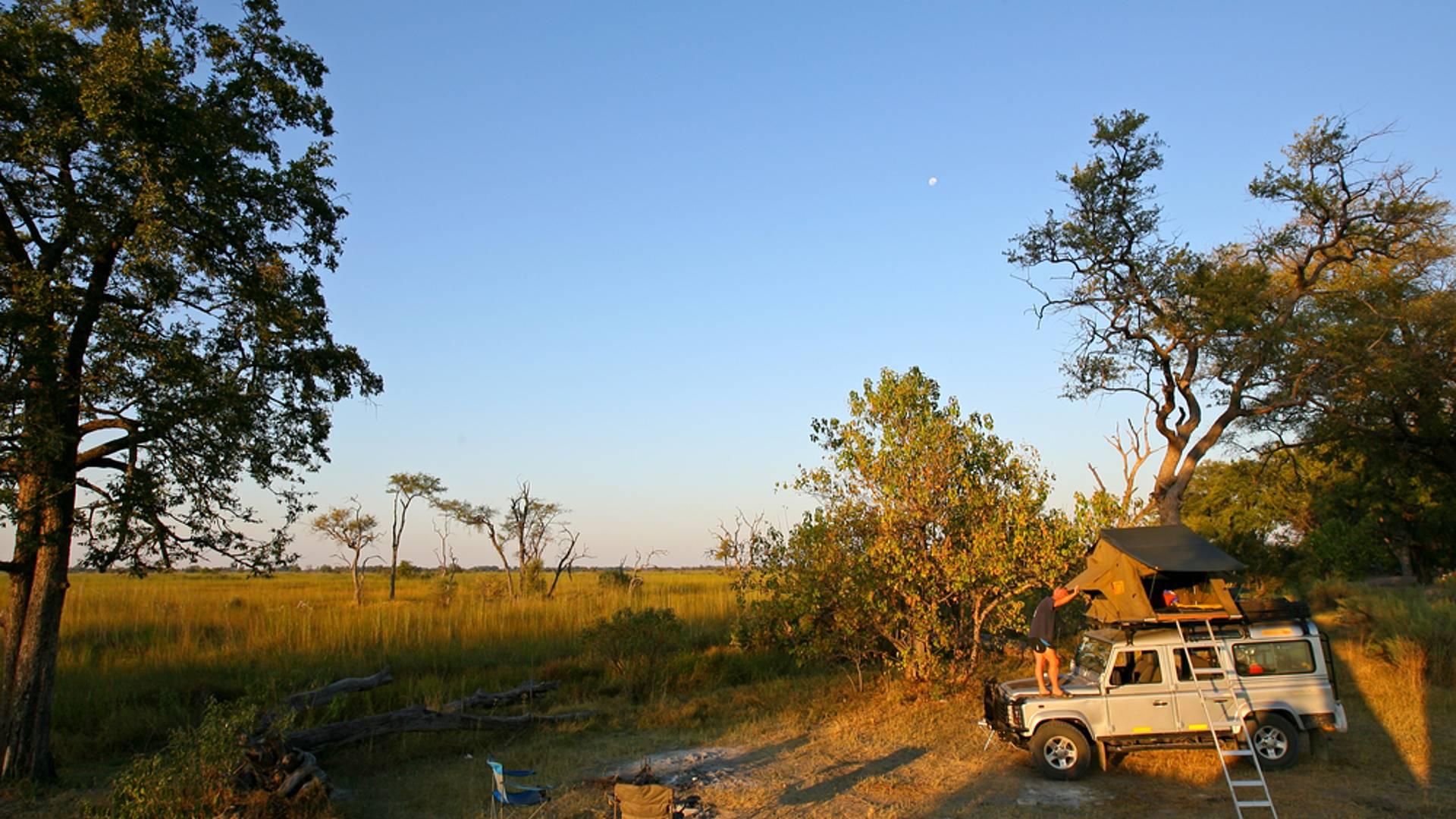 Parenthèse nomade : en liberté dans le bush africain