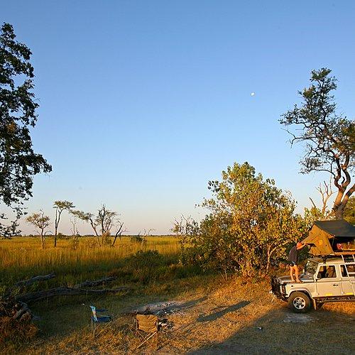 Le Botswana en liberté - Delta de l'Okavango -