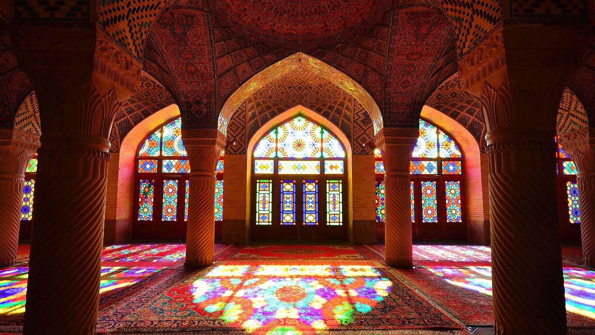 Les plus beaux sites, d'Ispahan au désert