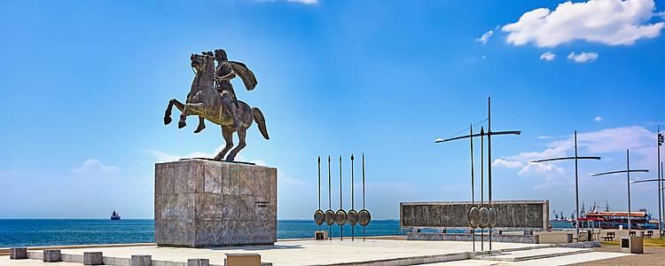 Thessalonique et ses merveilles