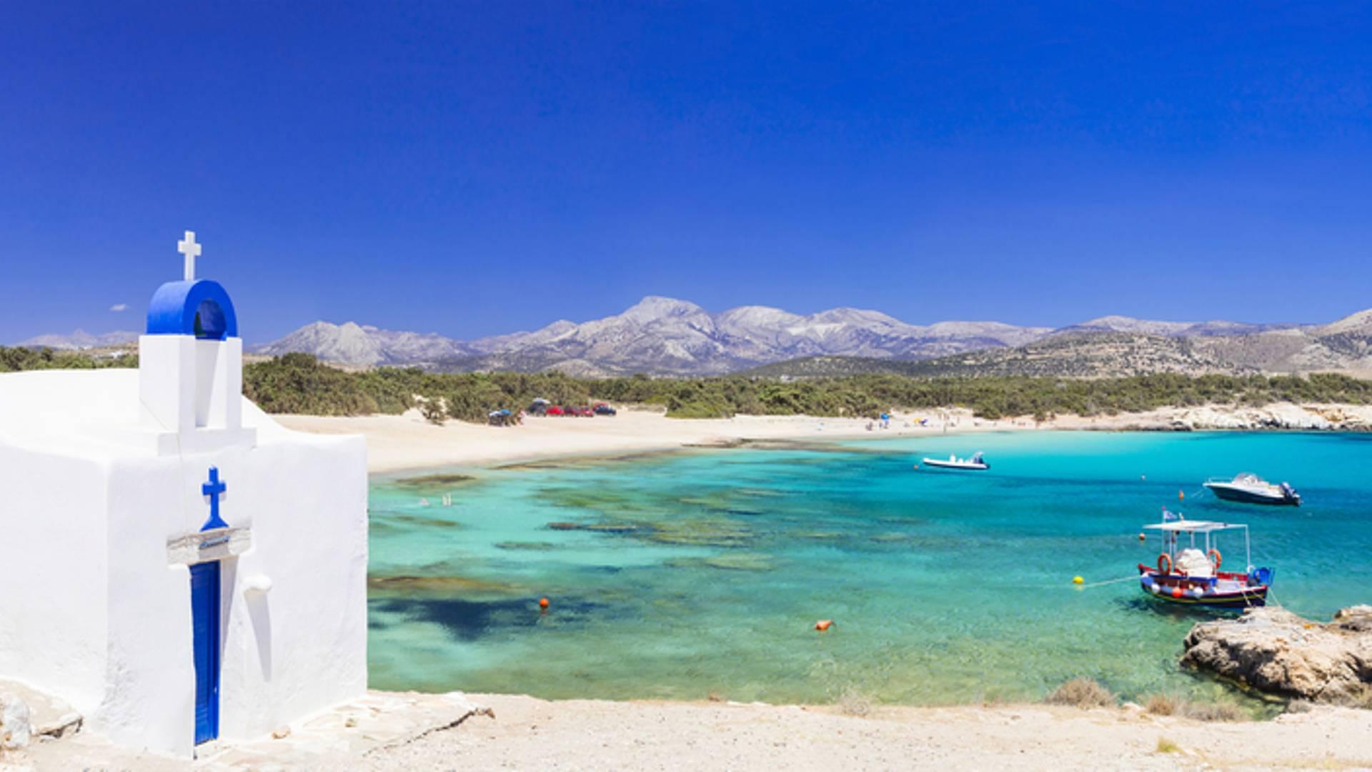Santorin/Naxos :Sur les traces de Dionysos