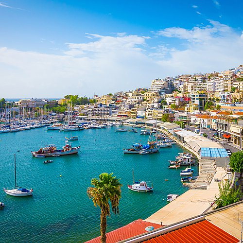 Athènes et Santorin - Athènes -
