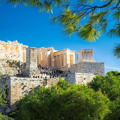 Exploration d'Athènes, du Nord-Ouest et mini-tour à Leucade ! - Athènes -