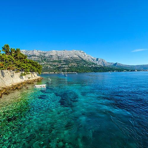 Visages du Sud avec extension aux îles Hvar et Mljet - Dubrovnik -
