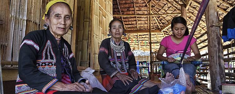 Begegnungen in Chiang Mai