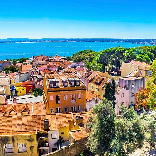 Lisbonne, la cité aux millecouleurs -