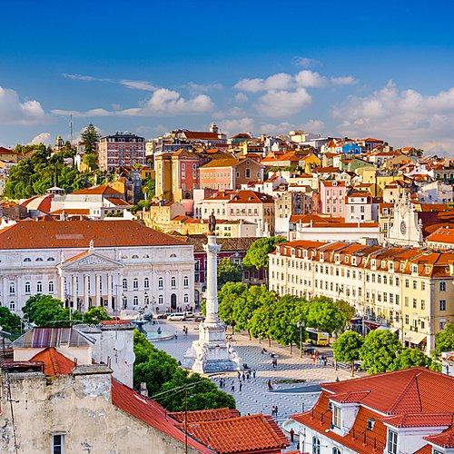Lisbonne et sa région en liberté -