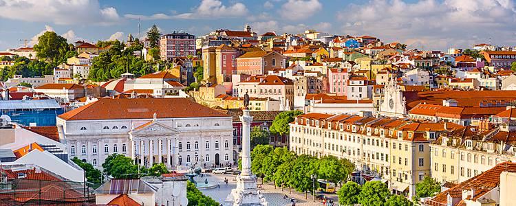 Lisbonne et sa région en liberté