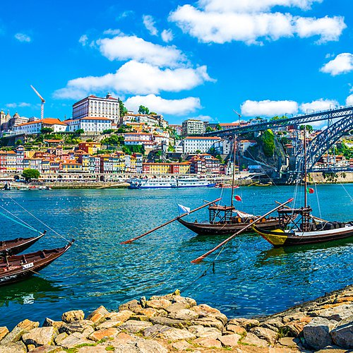 Escapade à Porto et vallée du Douro -