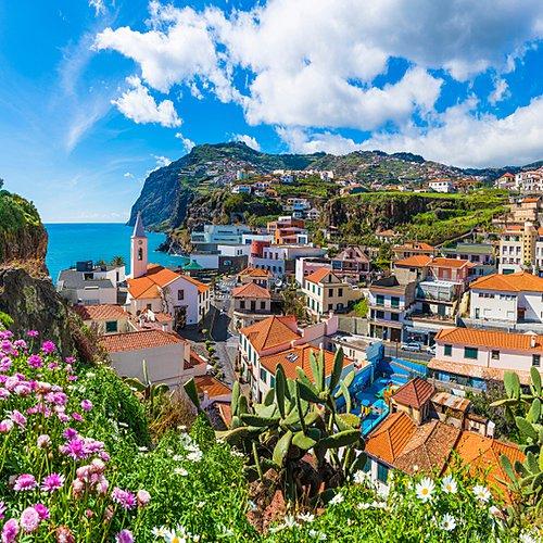 De Lisbonne à l'île aux fleurs -
