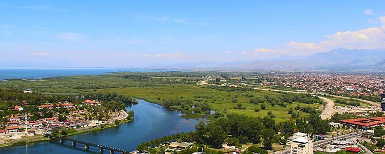 Panorama des Balkans