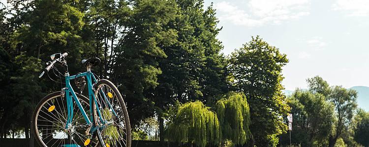 A vélo du Sud vers l'Est, une nature intacte