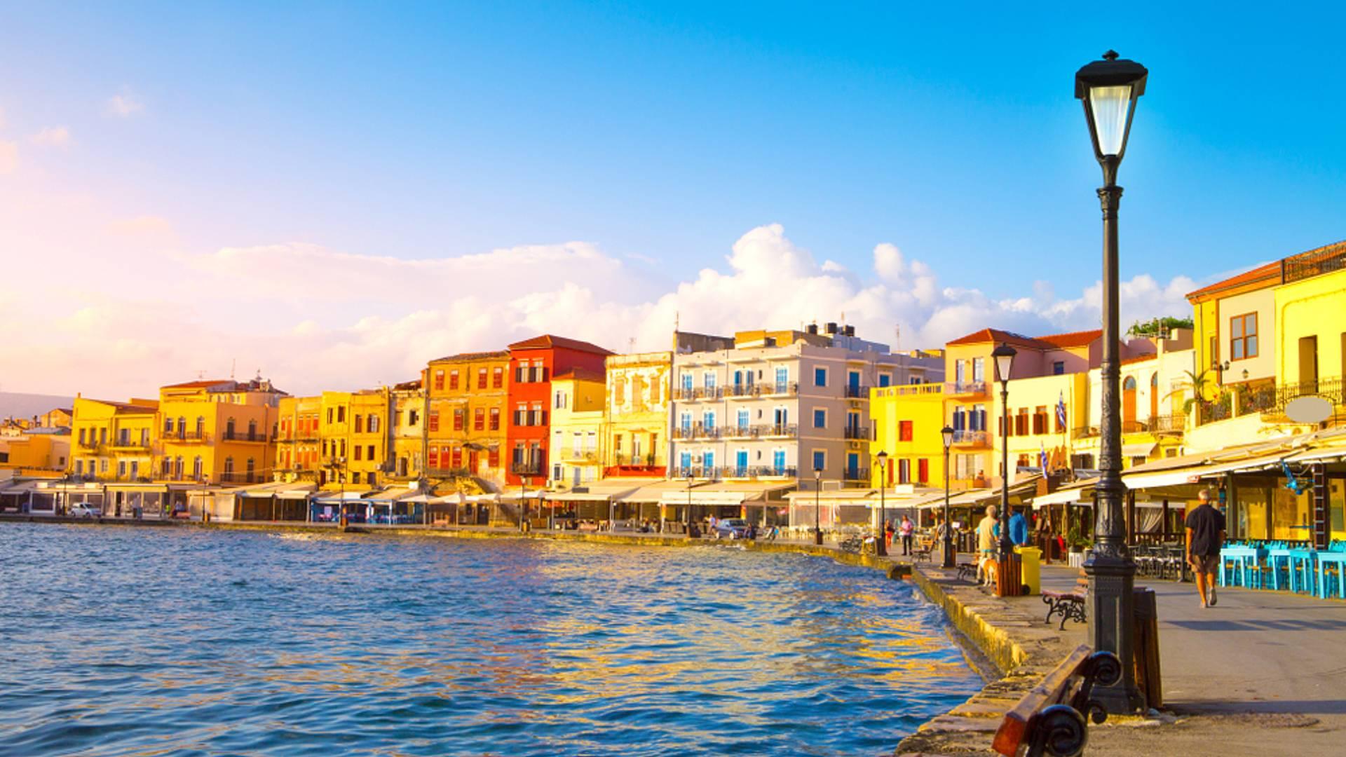 Sea, Crète et Sun